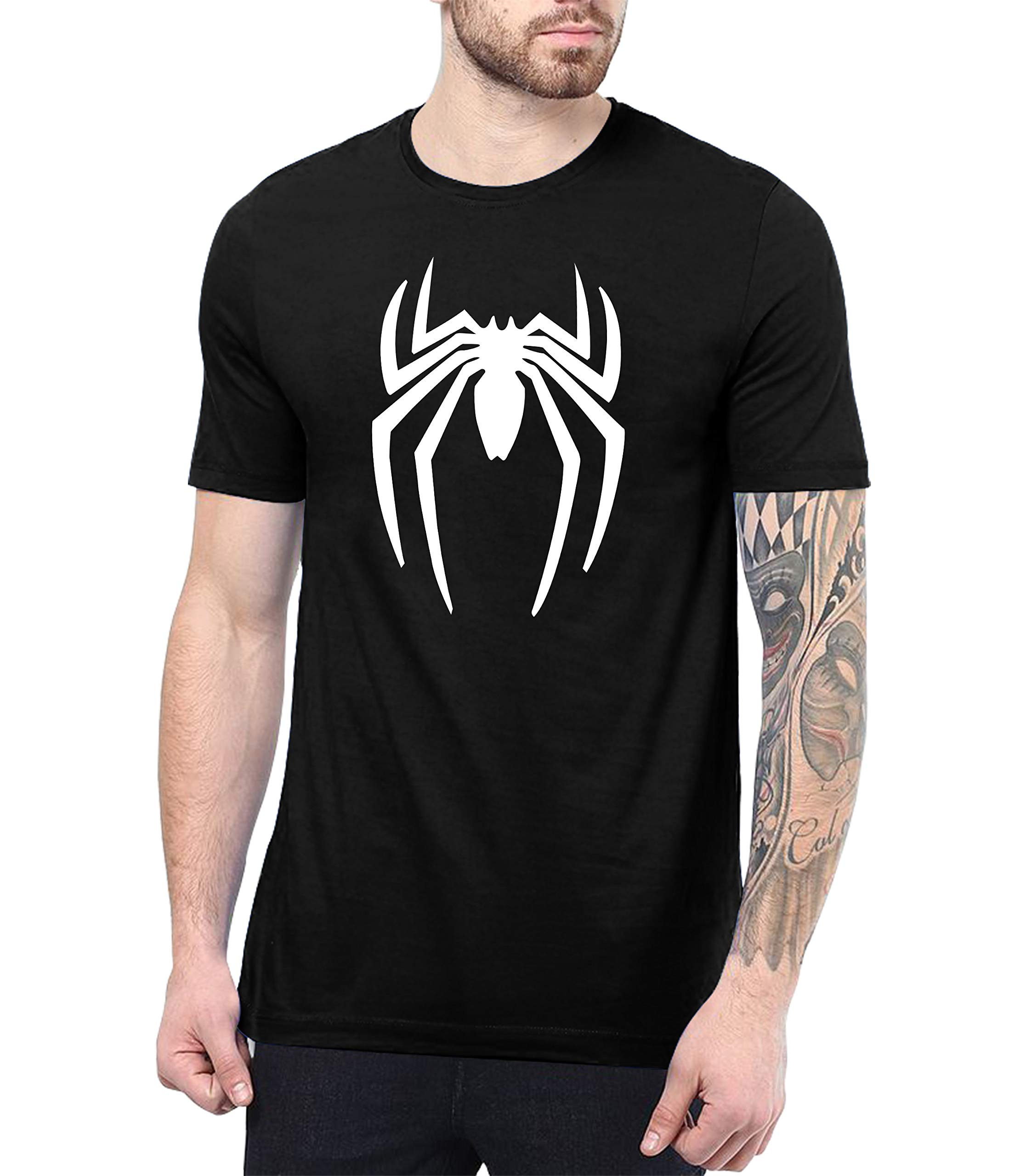Decrum Spider Shirt For S Adult Graphic Tees For 7782