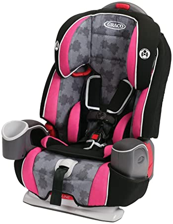 Amazon.com : Graco Argos 65 3-in-1 Harness Booster Seat - Fiona : Baby