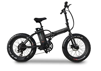 Amazon.com: Emojo Lynx bicicleta eléctrica plegable 500 W 36 ...