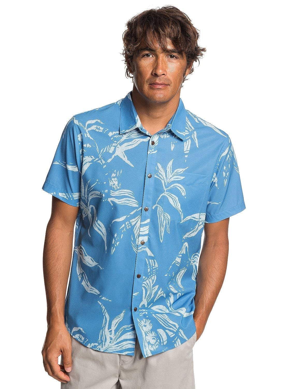 Quiksilver Mens Tech Beachrider Button Down Shirt