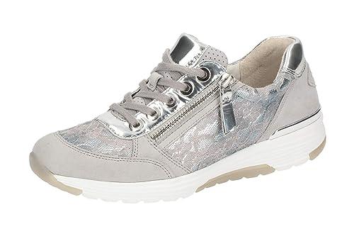 Gabor Comfort Sneaker grau: : Schuhe & Handtaschen