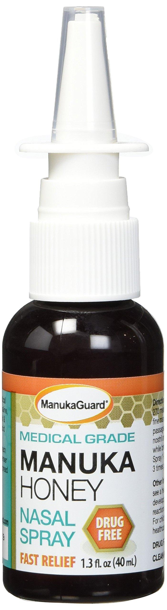 MANUKAGUARD Nasal Spray Medical Grade, 0.02 Pound