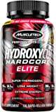 Muscletech Hydroxycut Hardcore Elite Weight Lose 100 Rapid-Release Thermo Caps
