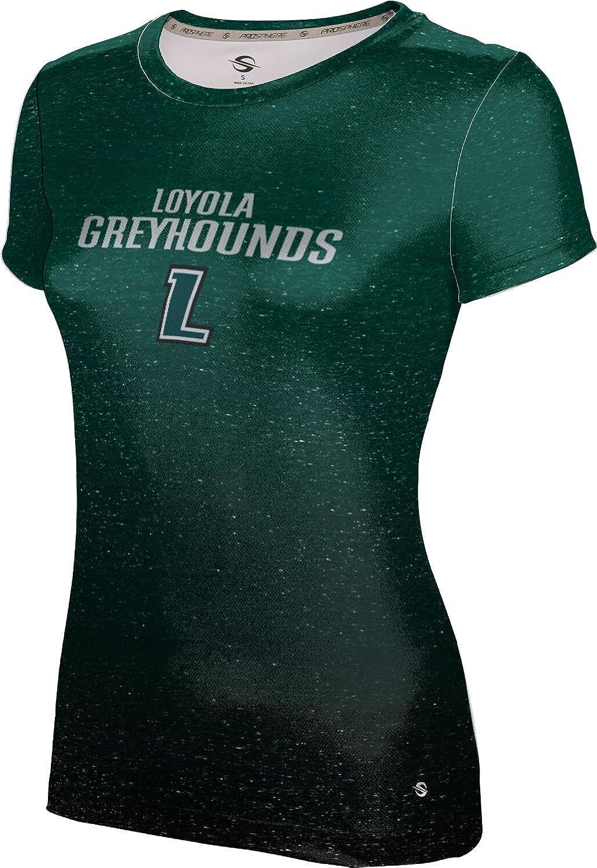 ProSphere Loyola University Maryland Girls Performance T-Shirt Gradient