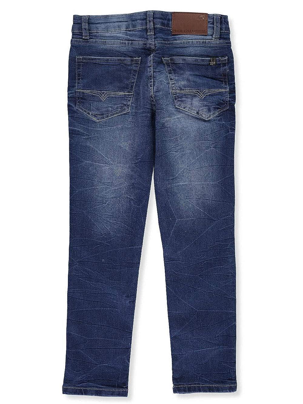 Buffalo by David Bitton Boys Max Crinkle Wash Skinny Jeans