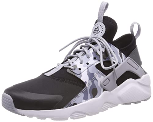 buy popular bc1af c911f ... new zealand nike boys air huarache run ultra prt gs competition shoes  multicolour black 9a557 8dd99