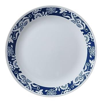 amazon corelle livingware true blue 10 25 dinner plate set of 8
