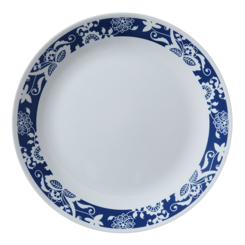 Corelle Livingware True Blue 10.25'' Plate, 4 Pack