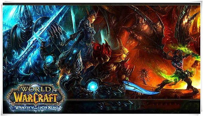 Jigsaw Puzzles 500/1000/1500 Pedazos de rompecabezas rompecabezas de madera, Marvel World Of Warcraft Juego Puzzle del cartel, descompresión educativo del regalo de cumpleaños del juguete D-5D16: Amazon.es: Juguetes y juegos