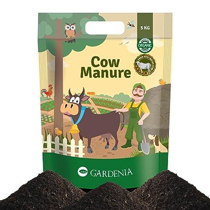 Ugaoo Cow Manure - 5 Kg