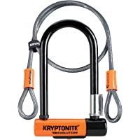 Kryptonite Antivol U Evolution Mini-7 U-Lock 2018 + Câble Flex 4'