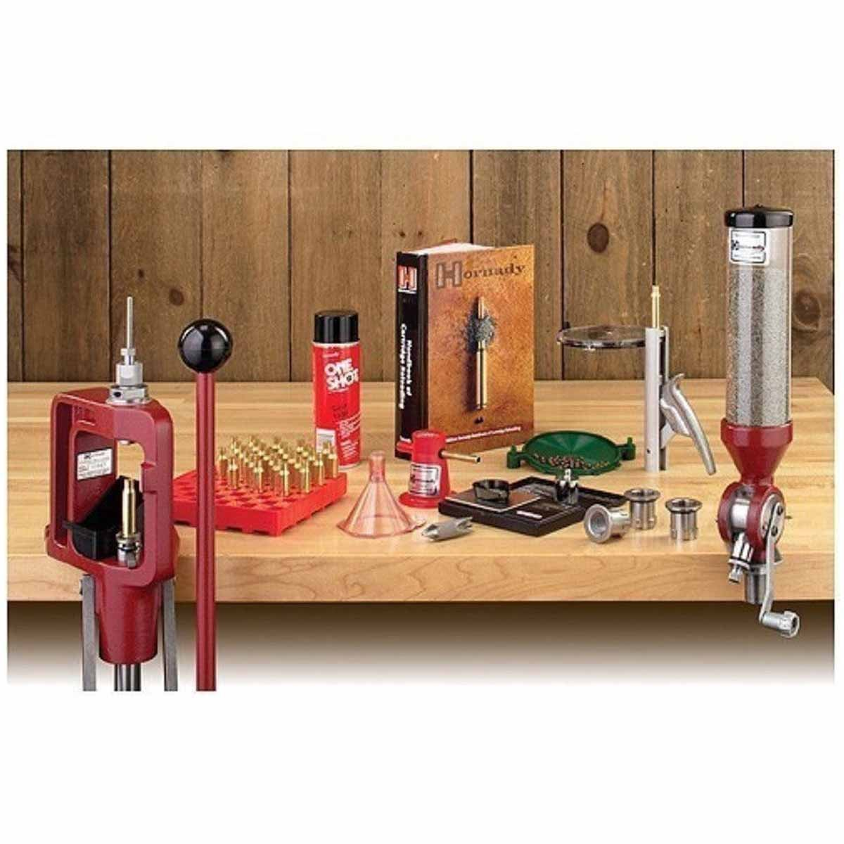 Hornady 85003 Lock N Load Classic Reloading Press Kit by Hornady (Image #1)
