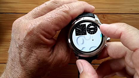 finow X5 Air 3 G Smart Watch Phone Heart Rate Monitor GPS Tracker ...
