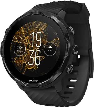 Suunto 7, GPS Sport Smartwatch with Wear OS by Google