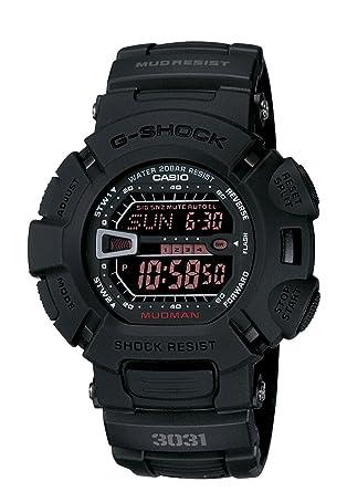 1e66c1d7693 Amazon.com  Casio G-Shock G9000MS-1CR Men s Military Black Resin Sport Watch   Casio  Watches