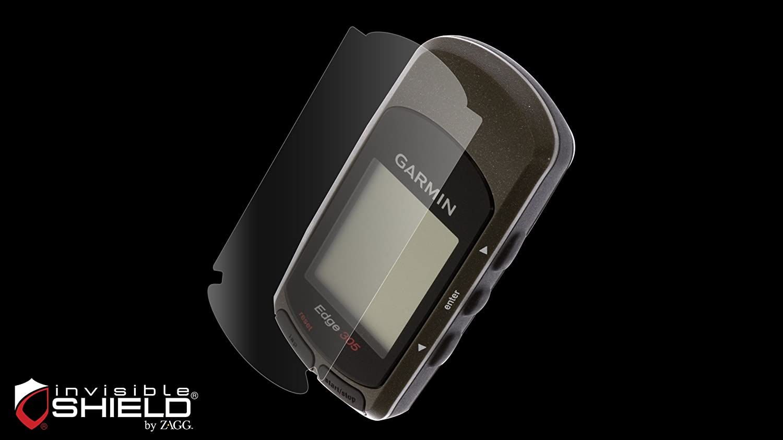 Clear Zagg Inc. InvisibleShield GAREDG305F for Garmin Edge 305 Front