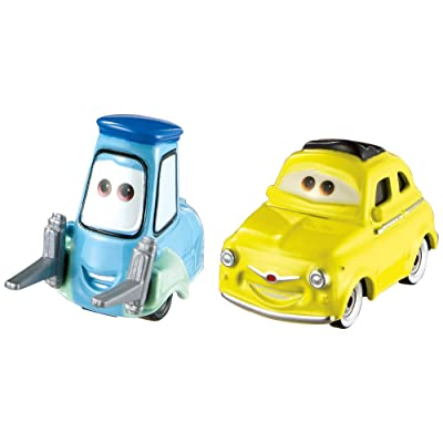 Disney Pixar Cars Luigi & Guido: Toys & Games
