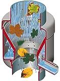 Füllautomat de luxe mit Überlaufstopp grau GRAF GARANTIA 503015