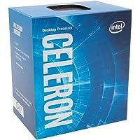 Intel BX80677G3930 CPU Celeron G3930 grau