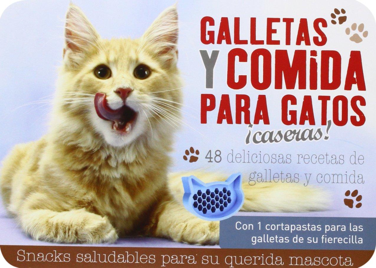 GALLETAS Y COMIDA PARA GATOS CAJA- NGV: Varios: 9783625004431: Amazon.com: Books