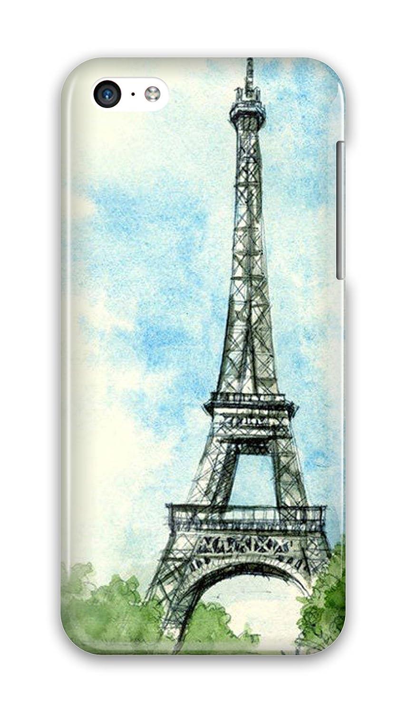 Online Diseño Torre Eiffel Pintura PC duro nuevo Slim ...