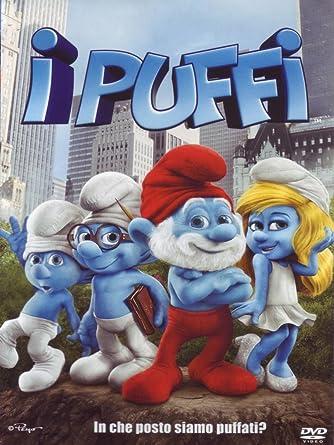 I puffi amazon cartoni animati film e tv