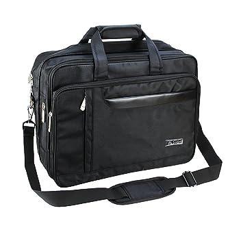 23acade4d3 Sacoche pour Ordinateur Portable Sac a Main Business Sac Messager Sac Porte  Documents Unisexe Sac Rangement