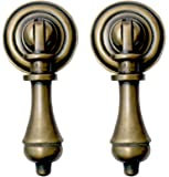 Nesha Cudgel Tear Drop Cabinet Pulls Set of 2