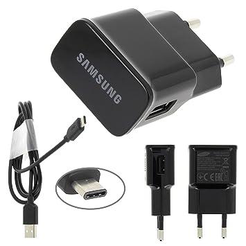Original Cargador USB de 2 a + cable USB - C 1 M para ...