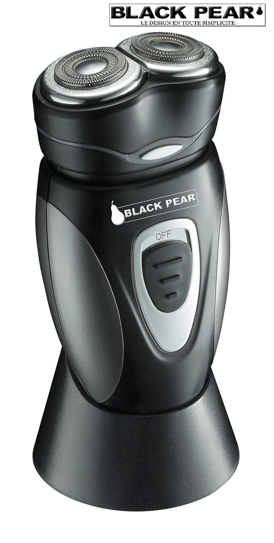 Rasoio elettrico design moderno ergonomico ricaricabile–blackpear