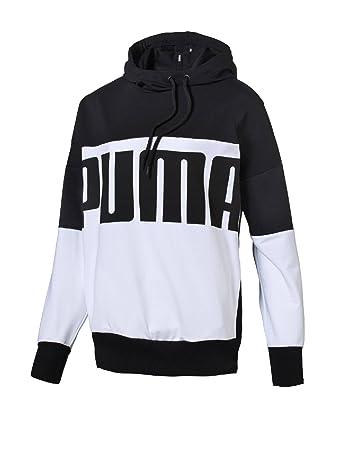 puma hoodie schwarz damen