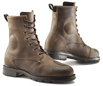 Amazon.com: TCX X-Blend WP Boots - 11 US / 45 Euro/Brown: Automotive