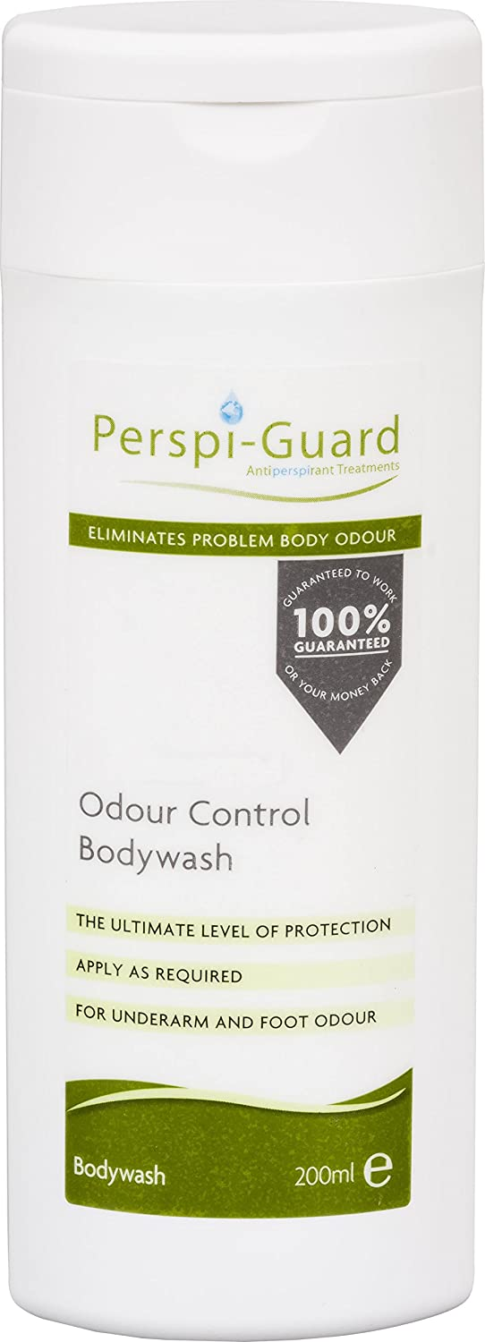 Perspi-Guard Antibacterial Odour Control Bodywash - 200ml Avanor Healthcare 700130