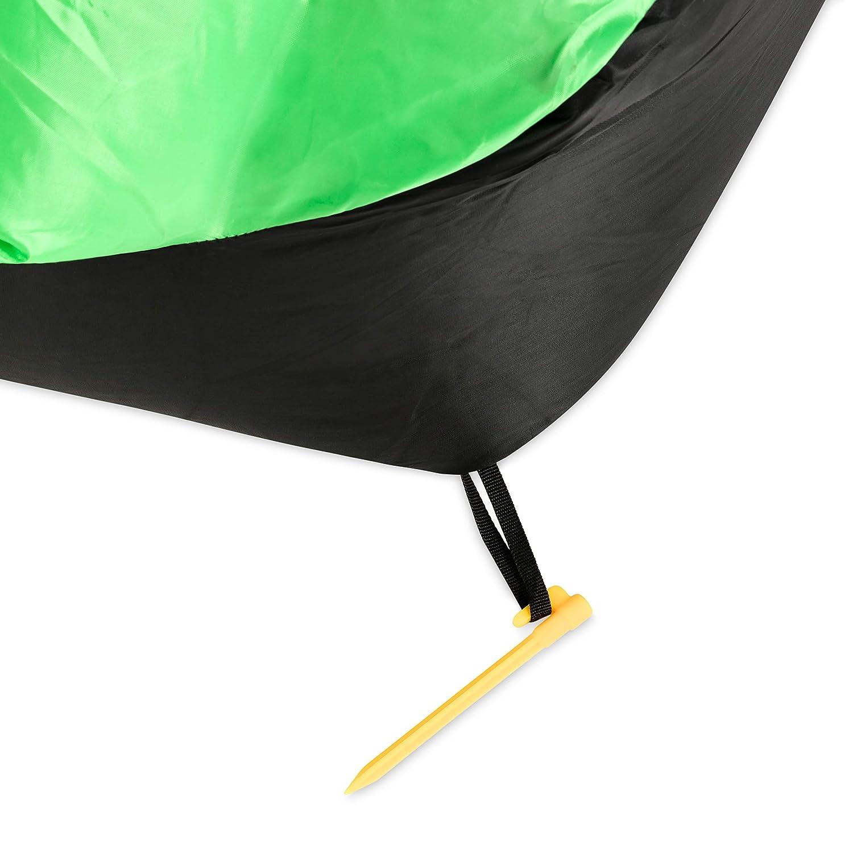 Plage Sac /à Main Barbecue. Mangold Global GmbH Canap/é Gonflable imperm/éable avec d/écapsuleur et Coussin int/égr/é pour Le canap/é Air Lounger Sac /à air Sac /à Main Camping