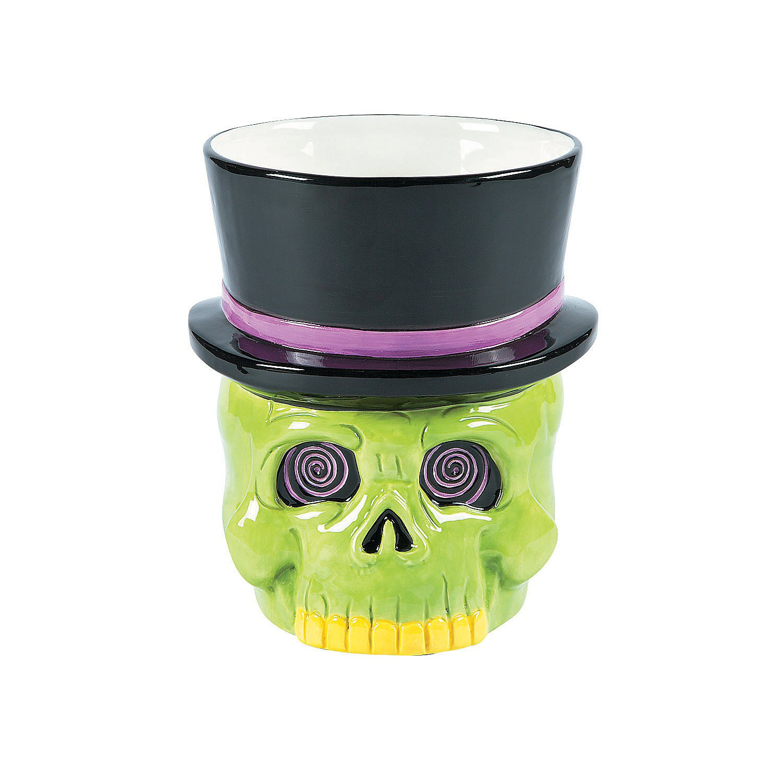 Spookadelic Candy Bowl CusCus