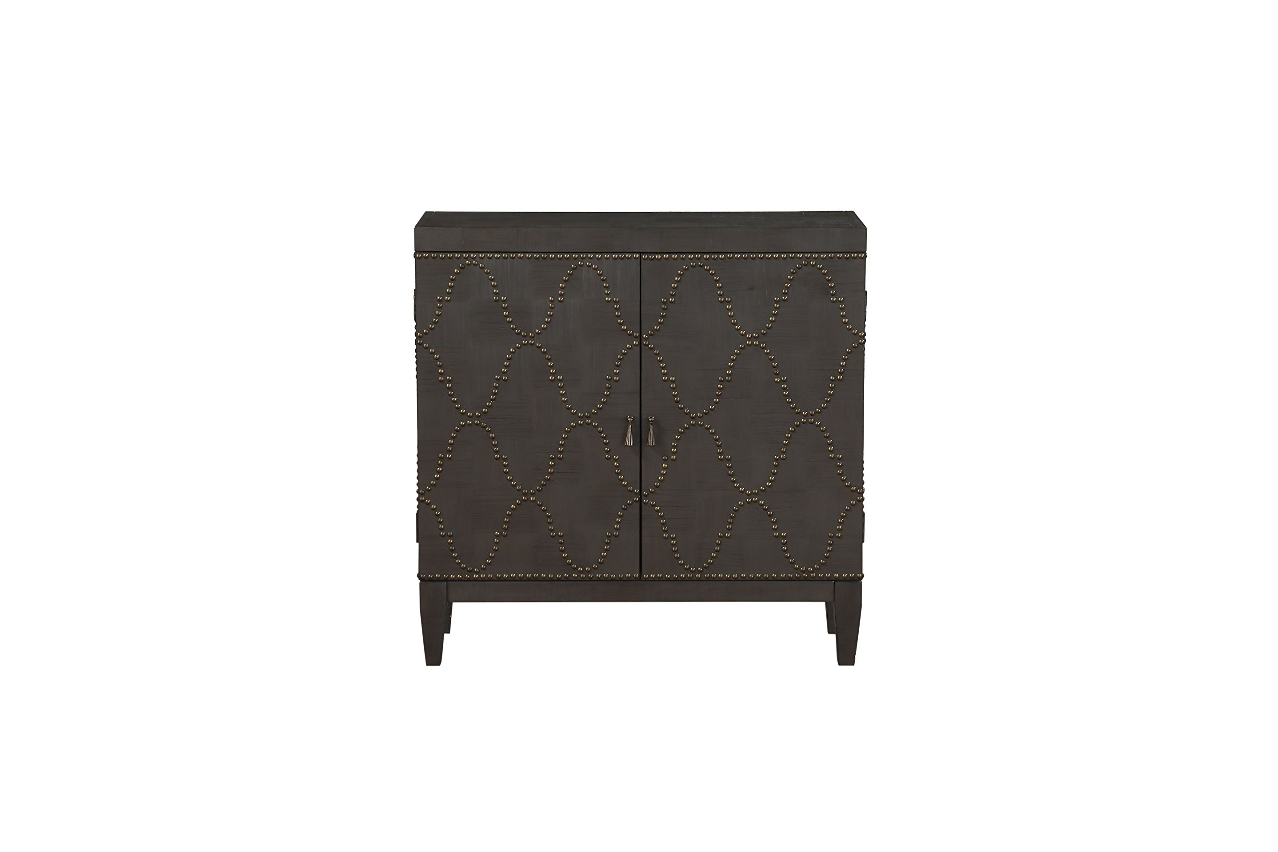 ACME Furniture 90298 Cherie Console Table, Antique Black by Acme Furniture (Image #2)