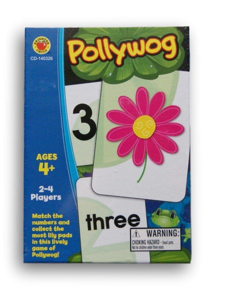 Pollywog Card Game