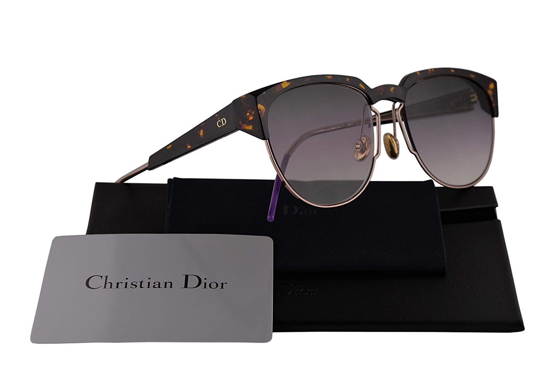 Amazon.com: Christian Dior DiorSpectral Sunglasses Havana ...