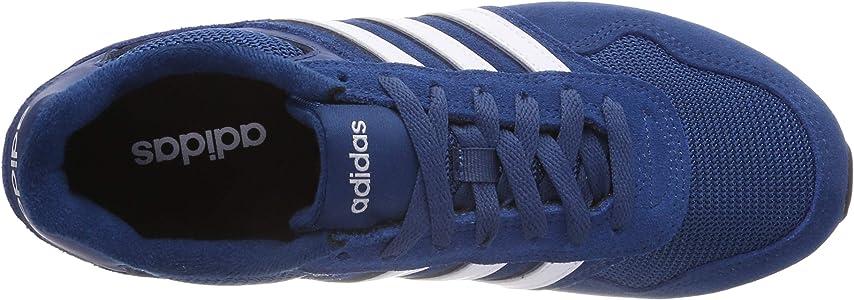 adidas 10K Zapatillas de Running Hombre, Azul (Legend Marine/Ftwr White/Active Red Legend Marine/Ftwr White/Active Red), 46 EU: Amazon.es: Zapatos y complementos