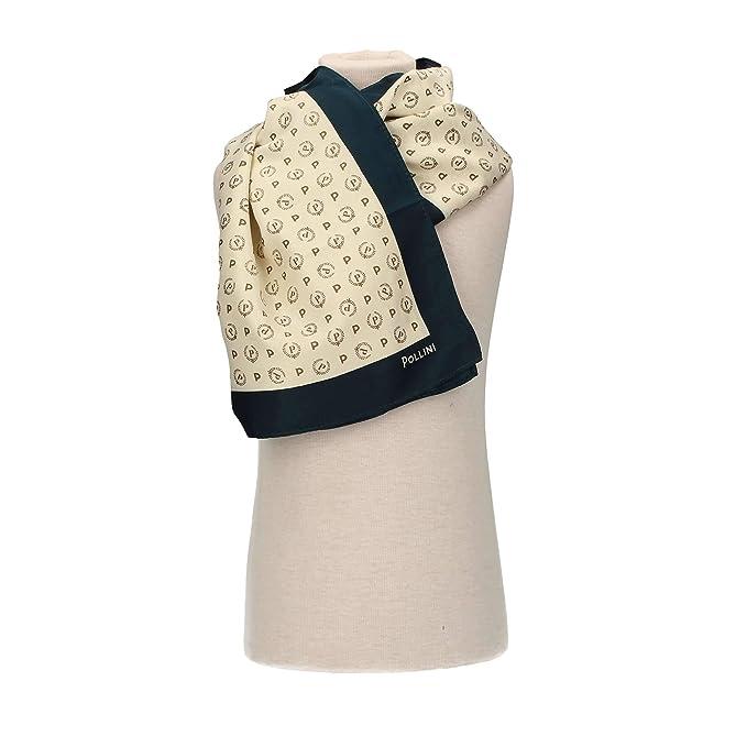 5590b34d02 POLLINI TE7900PP04 FOULARD Donna AVORIO TU: Amazon.it: Abbigliamento