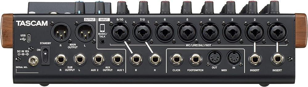 Model 12:接続端子