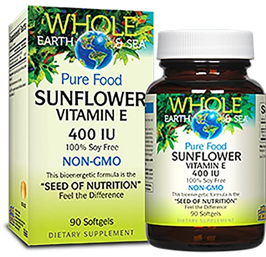 best vitamin e supplement