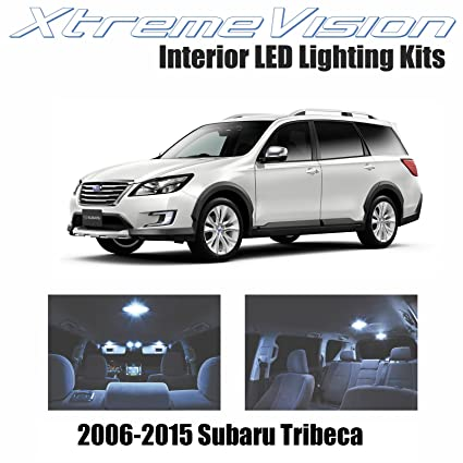 Amazon Com Xtremevision Subaru Tribeca 2006 2015 6 Pieces Cool