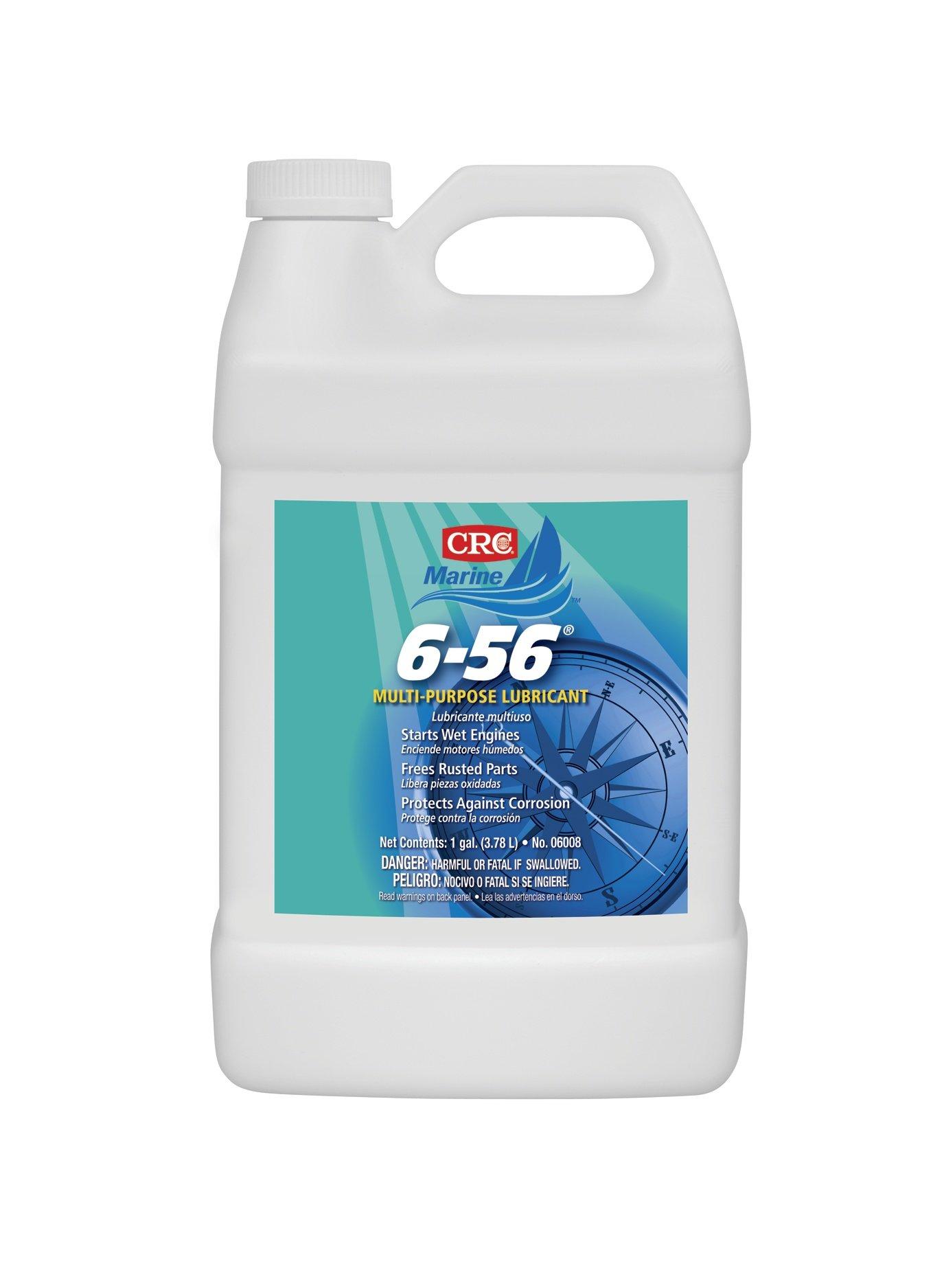 CRC 6008 6-56 Multi-Purpose Lubricant, 1 Gal