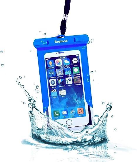 custodia cellulare subacquea