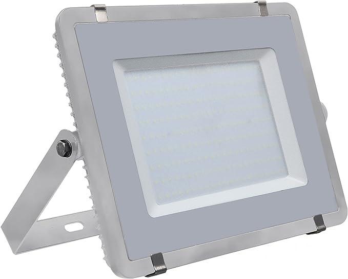 V-TAC VT-200 200W LED A++ Gris Proyector - Proyectores (200 W, LED ...