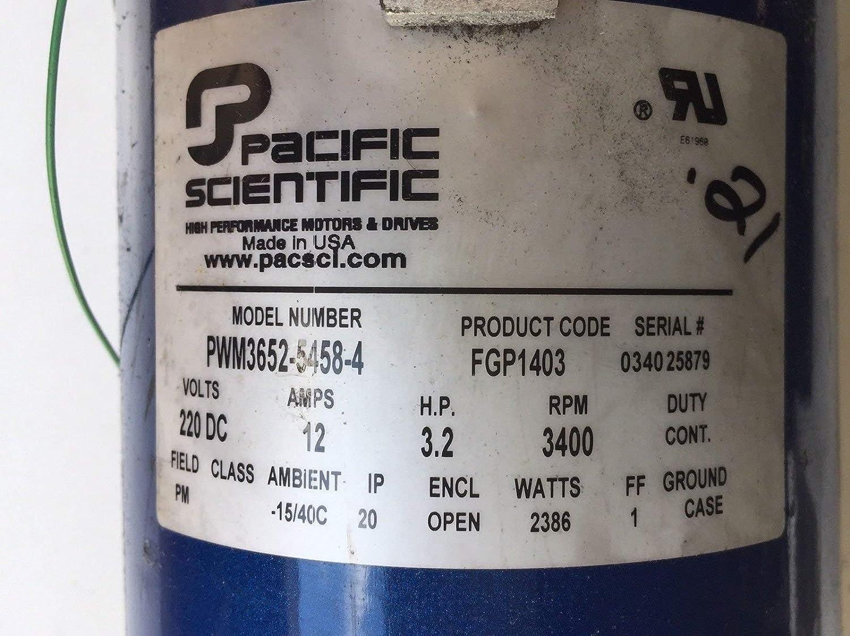 Precore Fitness Drive Motor Pacific Scientific OEM Funciona con ...