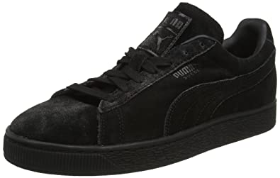 lowest price 56515 072e8 Puma Men s Suede Classic Distressed Trainers  Amazon.co.uk  Shoes   Bags