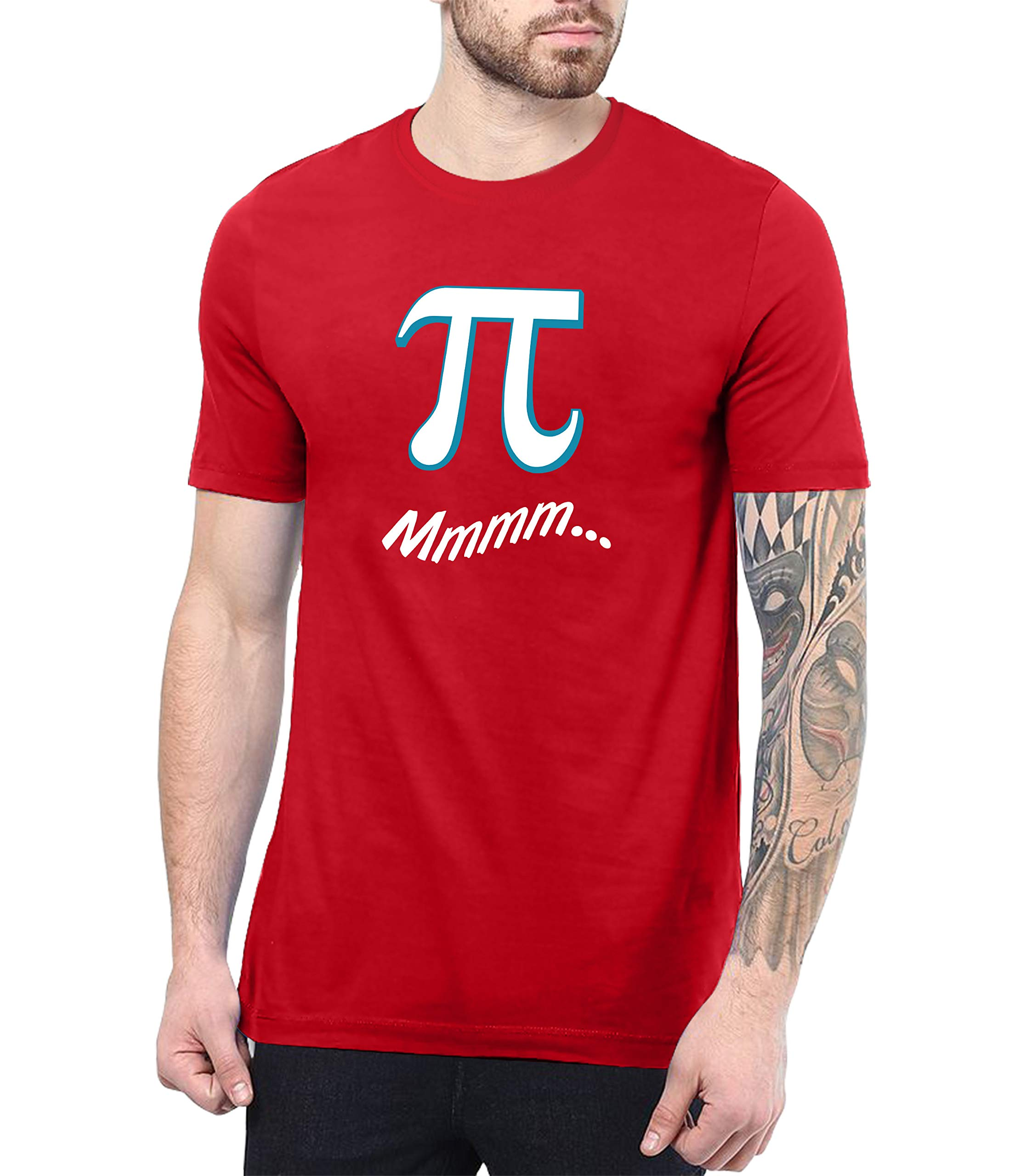 Decrum Funny Pi Shirt Math Graphic Tees For 6127