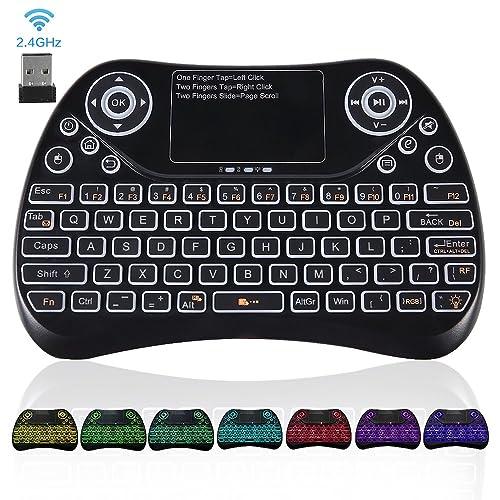 Smart tv keyboard: amazon. Com.